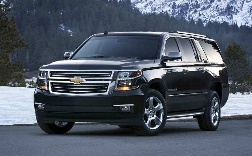 89 The 2020 Chevrolet Suburban Release Date Wallpaper by 2020 Chevrolet Suburban Release Date