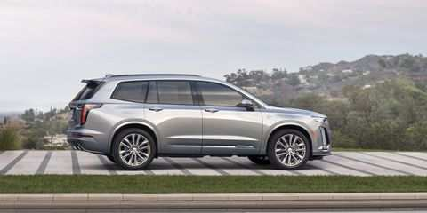 89 The 2020 Lincoln Aviator Vs Cadillac Xt6 Performance and New Engine with 2020 Lincoln Aviator Vs Cadillac Xt6