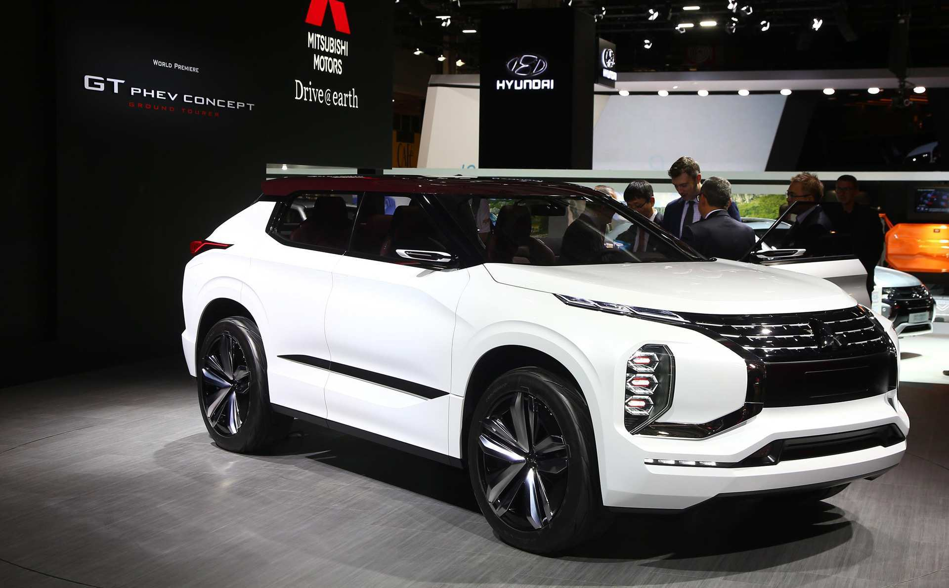 89 The Mitsubishi Phev Suv 2020 New Concept with Mitsubishi Phev Suv 2020