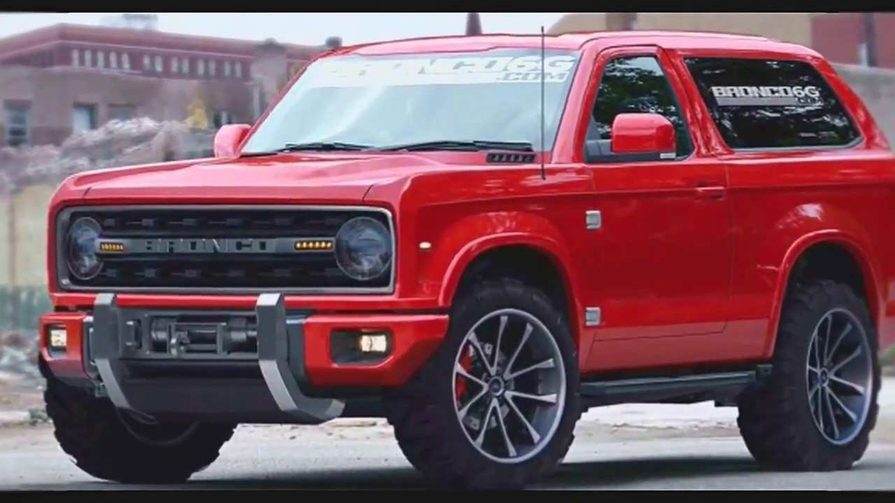 89 The Price Of 2020 Ford Bronco Overview by Price Of 2020 Ford Bronco