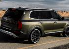 90 All New 2020 Kia Telluride Ex Interior Speed Test by 2020 Kia Telluride Ex Interior