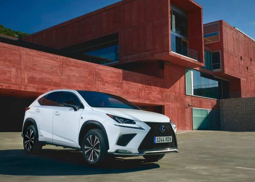 90 All New 2020 Lexus Nx Updates Exterior for 2020 Lexus Nx Updates