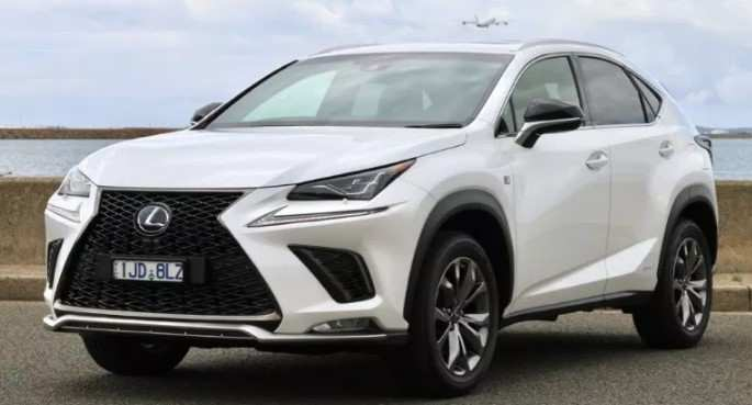 90 All New Lexus Nx 300H 2020 Review by Lexus Nx 300H 2020