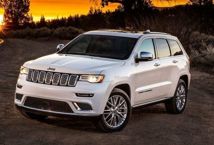 90 All New When Will The 2020 Jeep Grand Cherokee Be Released Spy Shoot by When Will The 2020 Jeep Grand Cherokee Be Released