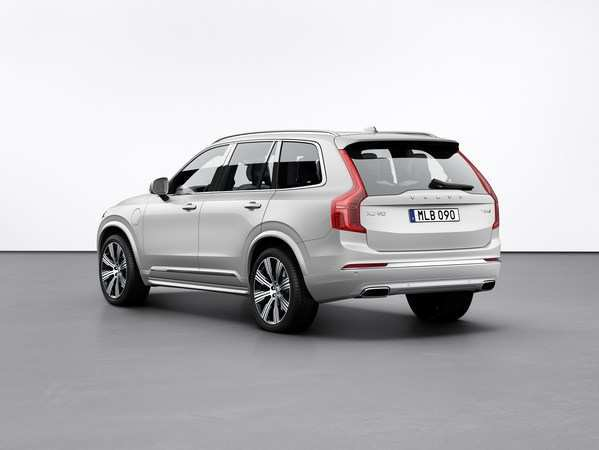 90 Best Review All New Volvo Xc90 2020 Price by All New Volvo Xc90 2020