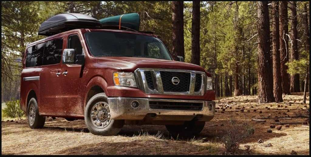 90 Best Review Nissan Nv 2020 Style with Nissan Nv 2020