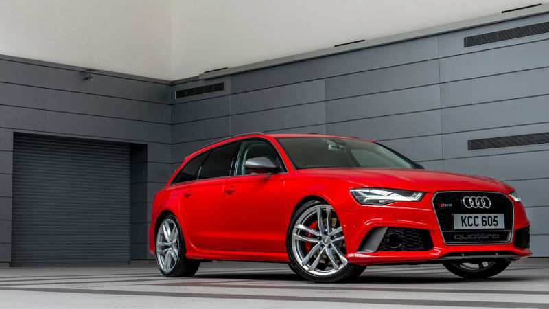 90 Concept of 2020 Audi Rs6 Avant Usa Overview with 2020 Audi Rs6 Avant Usa