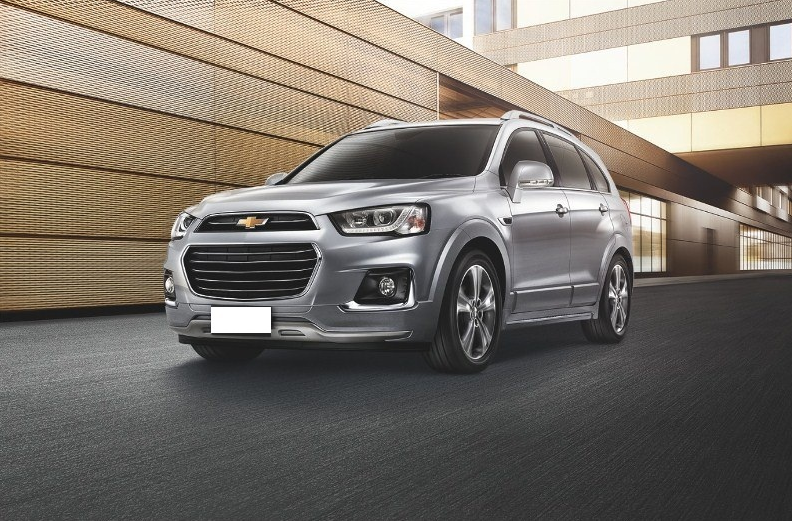 90 Concept of Chevrolet Captiva 2020 Ficha Tecnica Performance and New Engine by Chevrolet Captiva 2020 Ficha Tecnica