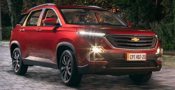 90 Concept of Chevrolet Captiva 2020 Ficha Tecnica Price and Review with Chevrolet Captiva 2020 Ficha Tecnica