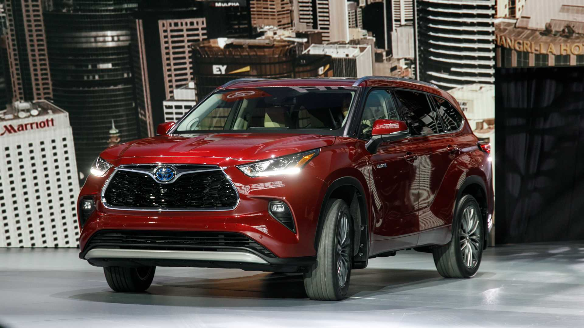 90 Concept of Toyota Kluger New 2020 Picture for Toyota Kluger New 2020