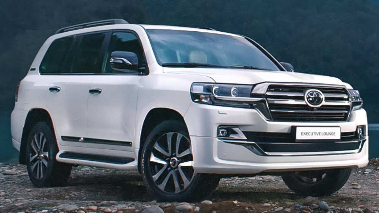 90 Concept of Toyota Land Cruiser 2020 Interior Price and Review with Toyota Land Cruiser 2020 Interior