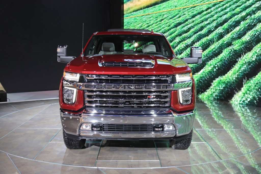 90 Gallery of 2020 Chevrolet 2500 Ltz Redesign for 2020 Chevrolet 2500 Ltz