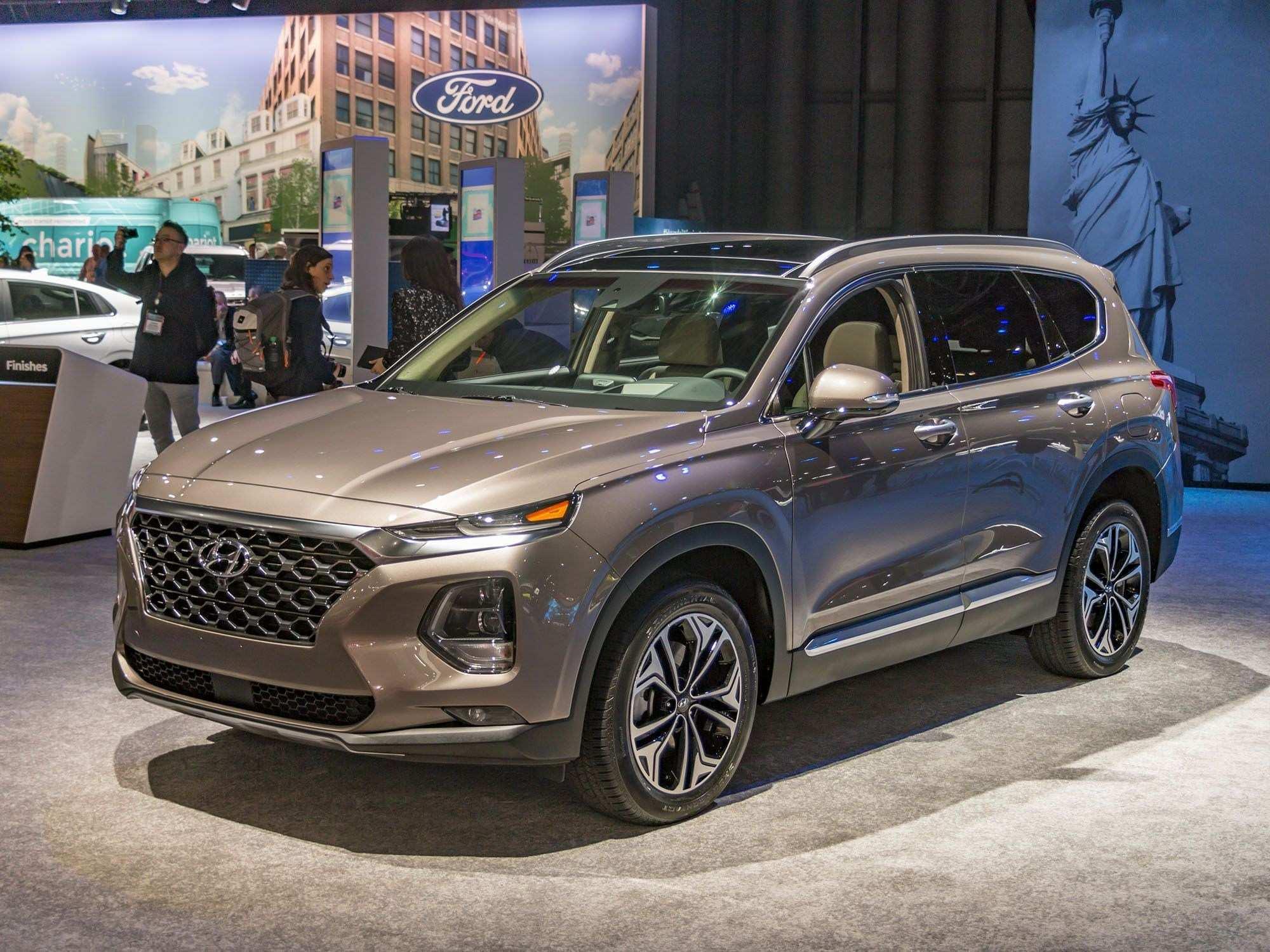 90 Gallery of Hyundai Santa Cruz 2020 Redesign for Hyundai Santa Cruz 2020
