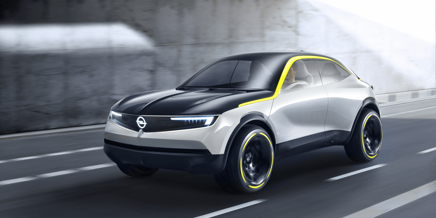 90 Gallery of Opel Gt X 2020 Picture for Opel Gt X 2020
