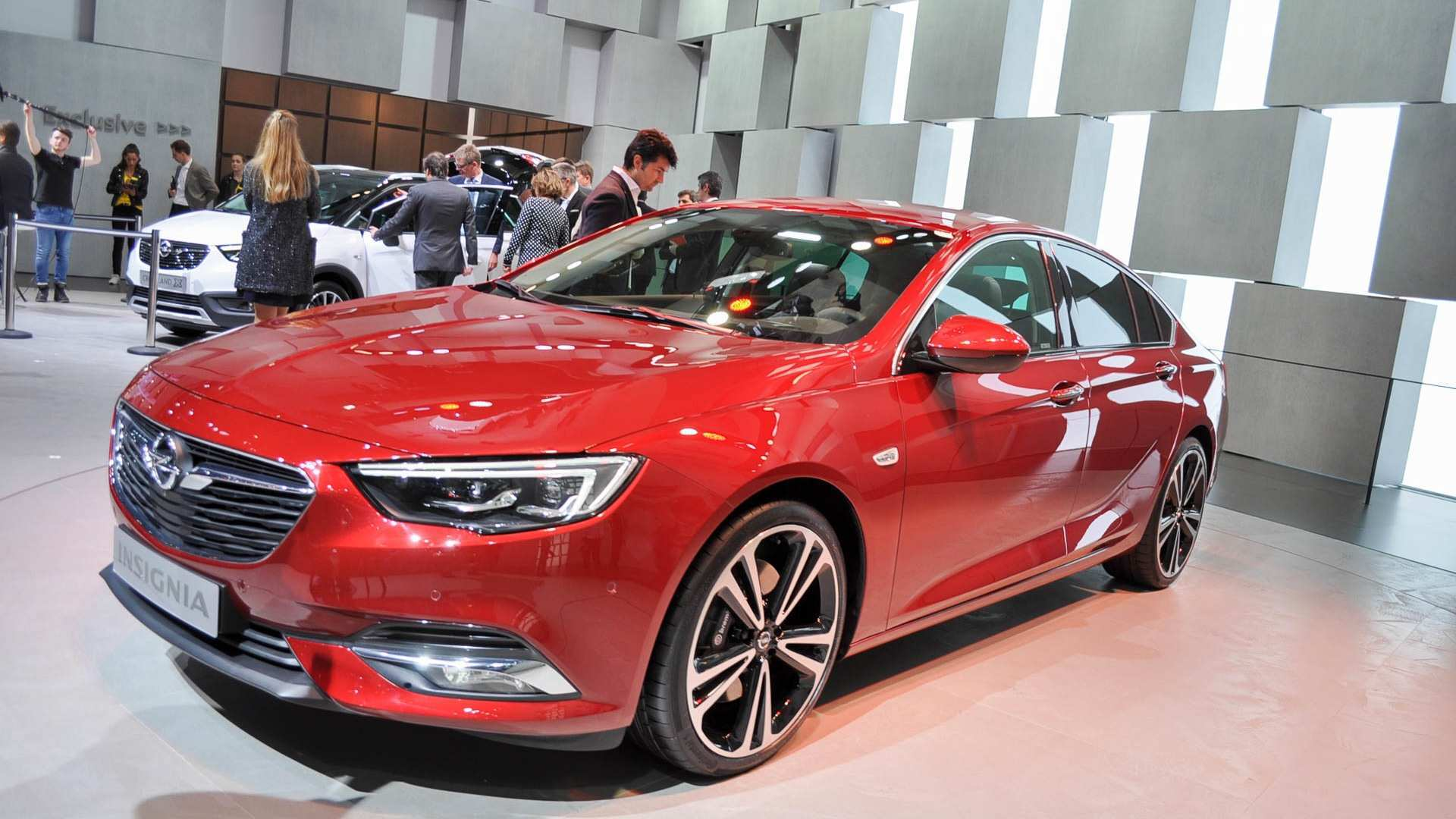 90 Gallery of Yeni Opel Insignia 2020 Overview with Yeni Opel Insignia 2020