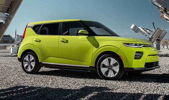90 Great 2020 Kia Soul Ev Price First Drive with 2020 Kia Soul Ev Price