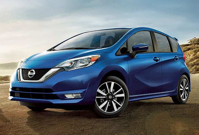 90 Great 2020 Nissan Versa Hatchback Redesign and Concept with 2020 Nissan Versa Hatchback
