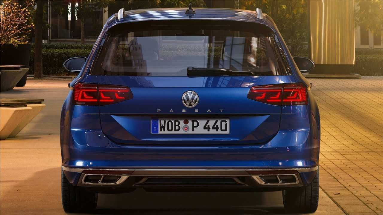 90 Great Volkswagen Passat Alltrack 2020 Performance and New Engine with Volkswagen Passat Alltrack 2020