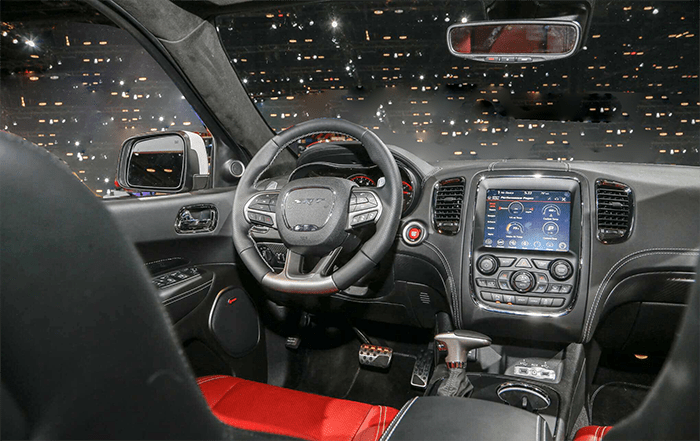 90 New 2020 Dodge Interior First Drive for 2020 Dodge Interior