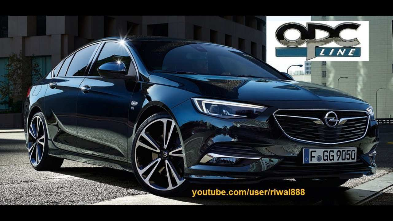 90 New Opel Insignia Opc 2020 Redesign for Opel Insignia Opc 2020