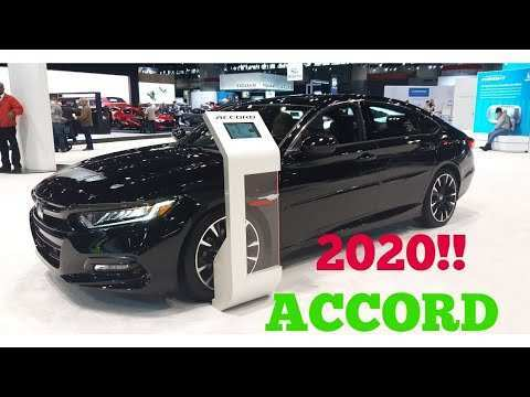 90 The 2020 Honda Accord Youtube Style with 2020 Honda Accord Youtube