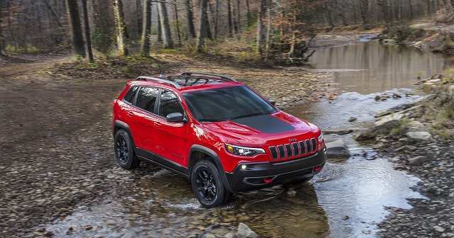 90 The Jeep Cherokee Trailhawk 2020 Price and Review with Jeep Cherokee Trailhawk 2020