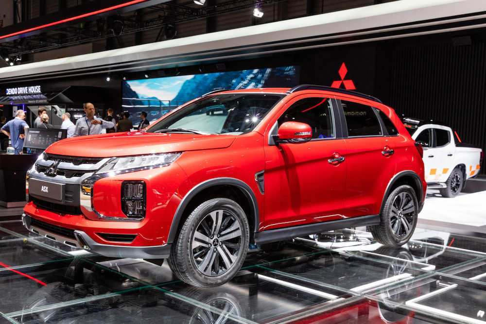 90 The Mitsubishi Asx 2020 Uscita New Review by Mitsubishi Asx 2020 Uscita