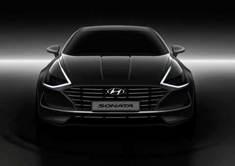 90 The Pictures Of The 2020 Hyundai Sonata Redesign and Concept with Pictures Of The 2020 Hyundai Sonata
