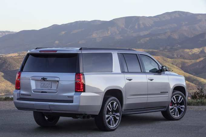 91 All New 2020 Chevrolet Suburban Release Date Speed Test by 2020 Chevrolet Suburban Release Date