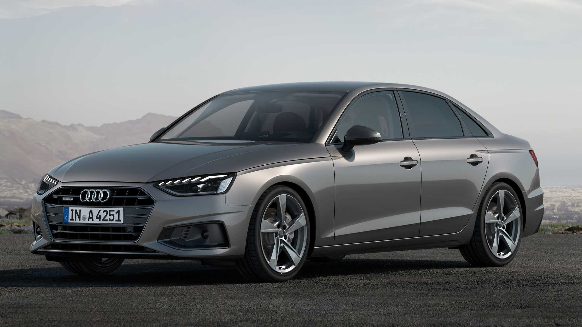 91 All New Audi A4 2020 Photos with Audi A4 2020