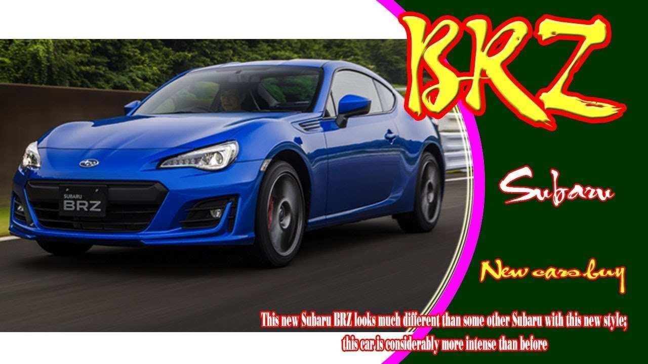 91 Best Review 2020 Subaru Brz Youtube Style by 2020 Subaru Brz Youtube