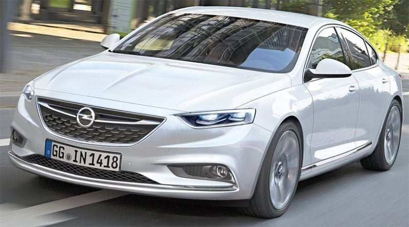 91 Best Review Yeni Opel Insignia 2020 Release Date by Yeni Opel Insignia 2020