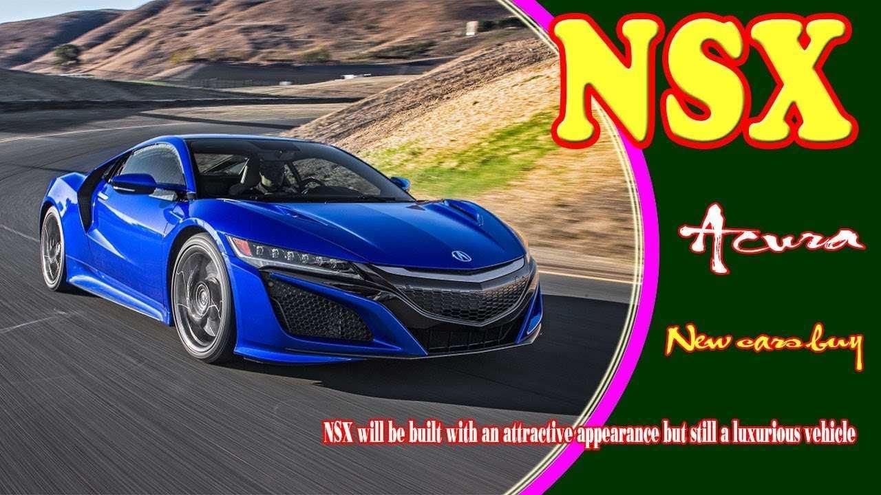 91 Concept of Acura Nsx 2020 Specs Price by Acura Nsx 2020 Specs