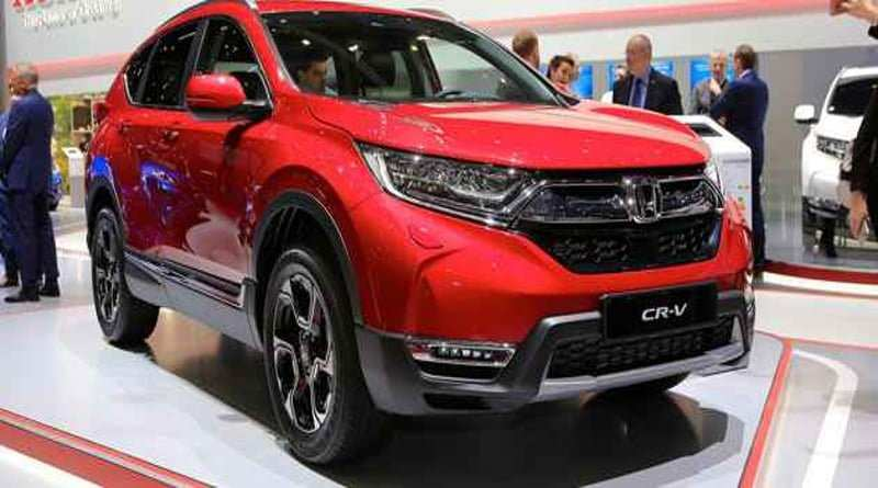 91 Concept of What Will The 2020 Honda Crv Look Like Spesification for What Will The 2020 Honda Crv Look Like