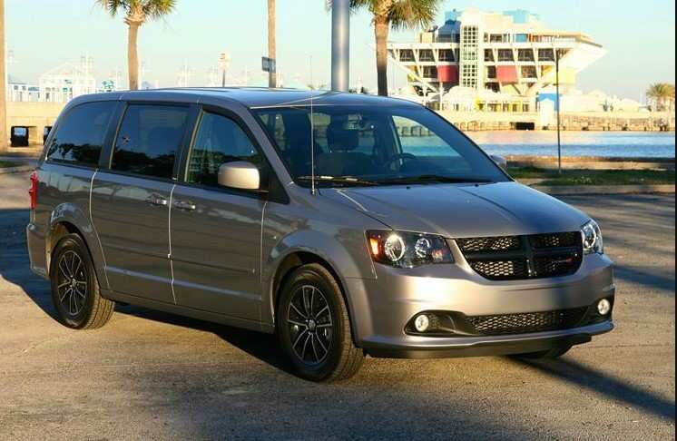 91 Gallery of 2020 Dodge Grand Caravan Gt Review with 2020 Dodge Grand Caravan Gt