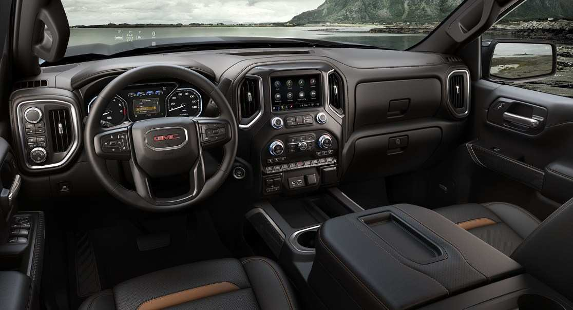 91 Gallery of 2020 Gmc 2500 Interior New Review with 2020 Gmc 2500 Interior