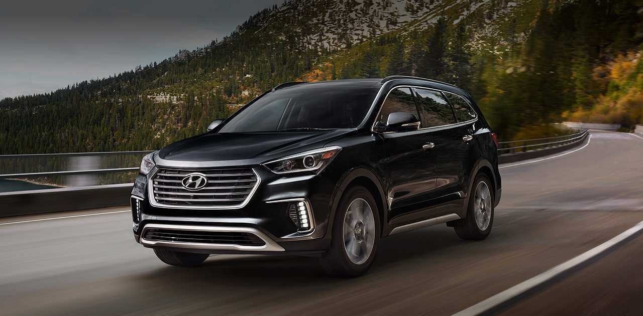 91 Gallery of 2020 Hyundai Santa Fe Xl Reviews for 2020 Hyundai Santa Fe Xl