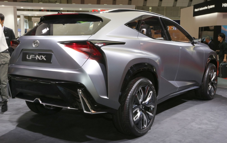 91 Gallery of 2020 Lexus Nx Updates Configurations by 2020 Lexus Nx Updates