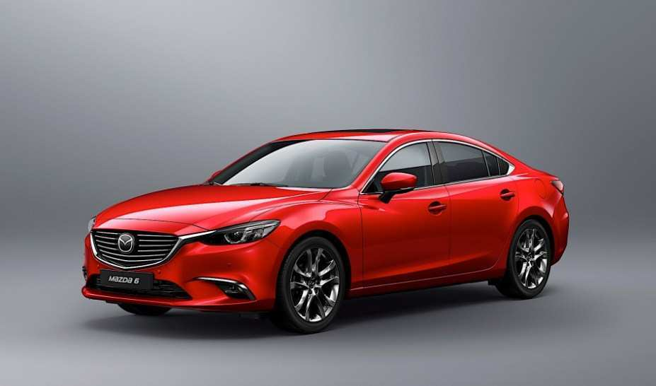 91 Gallery of 2020 Mazda 6 All Wheel Drive Exterior for 2020 Mazda 6 All Wheel Drive