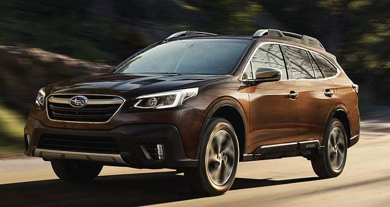 91 Gallery of 2020 Subaru Outback Dimensions Exterior and Interior by 2020 Subaru Outback Dimensions