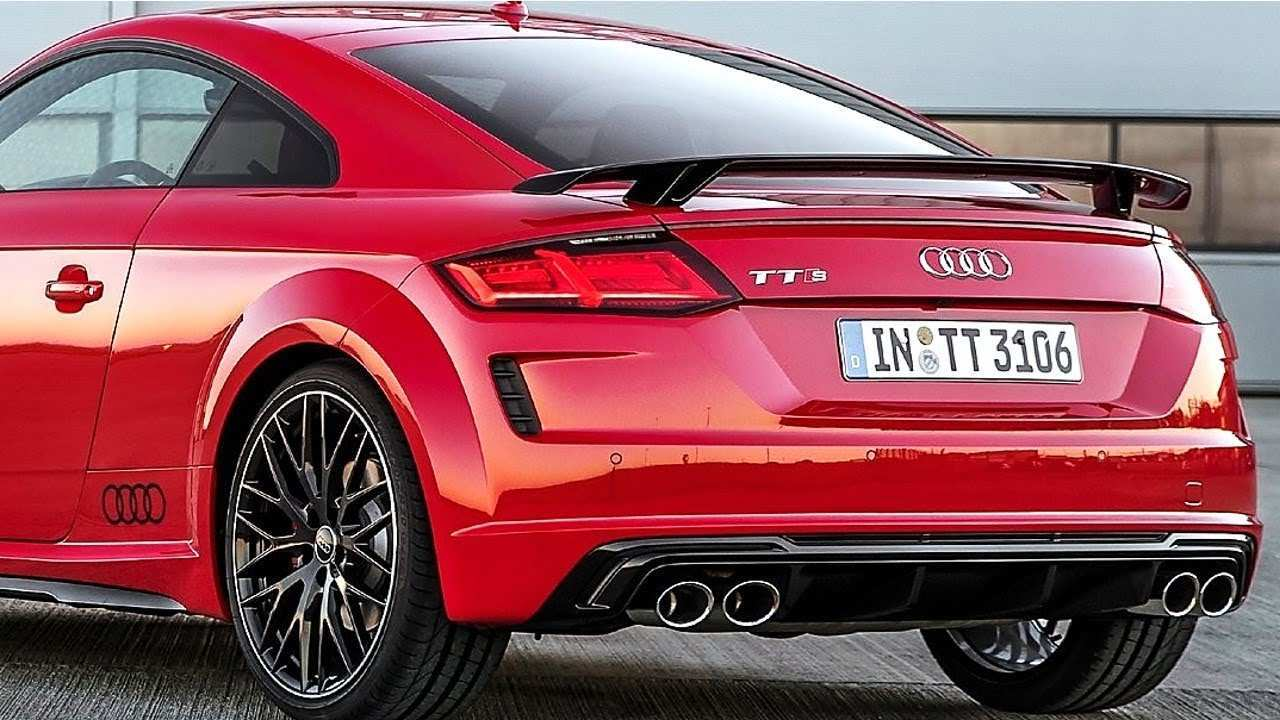 91 Gallery of Audi Tt Coupe 2020 Redesign with Audi Tt Coupe 2020