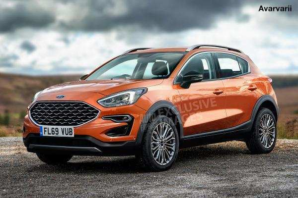 91 Gallery of Ford New Suv 2020 Wallpaper with Ford New Suv 2020