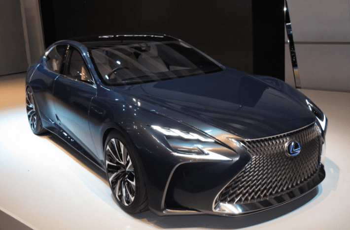 91 Gallery of Lexus Is 2020 Redesign Exterior for Lexus Is 2020 Redesign
