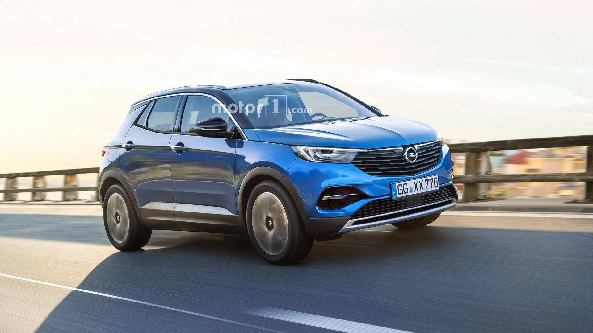91 Gallery of Nuova Opel Mokka X 2020 Pricing with Nuova Opel Mokka X 2020
