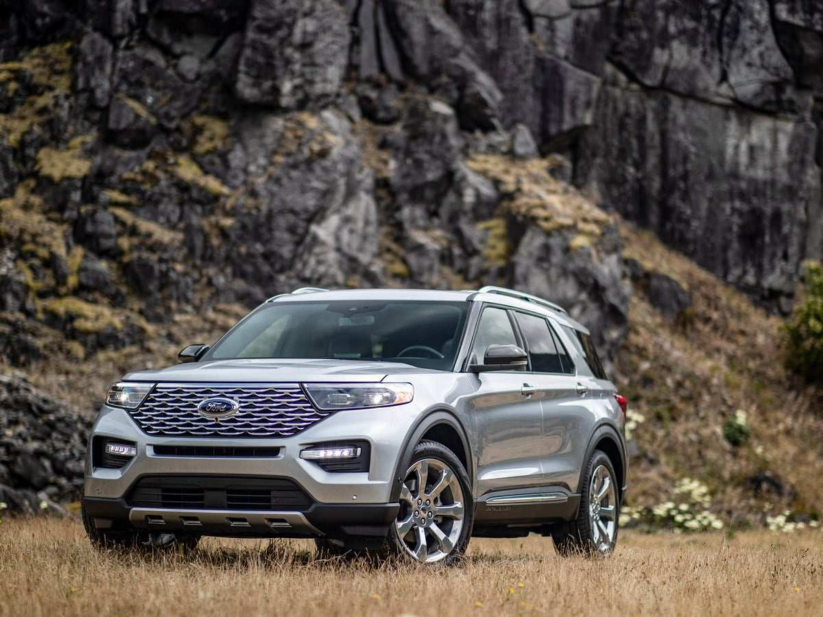 91 Great 2020 Ford Explorer Build And Price New Concept for 2020 Ford Explorer Build And Price