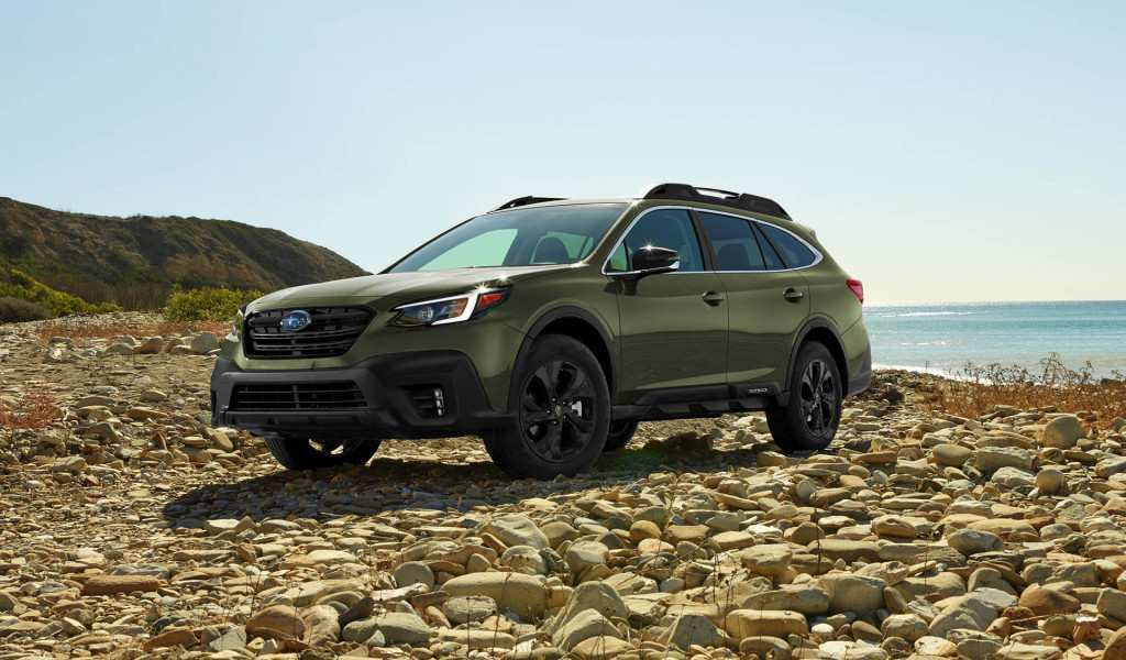 91 Great 2020 Subaru Outback Dimensions Configurations for 2020 Subaru Outback Dimensions