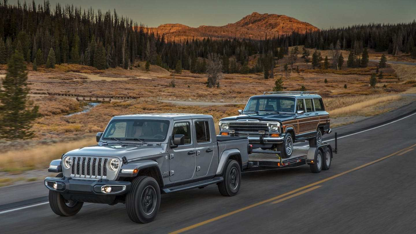 91 New 2020 Jeep Gladiator Release Date Redesign and Concept with 2020 Jeep Gladiator Release Date