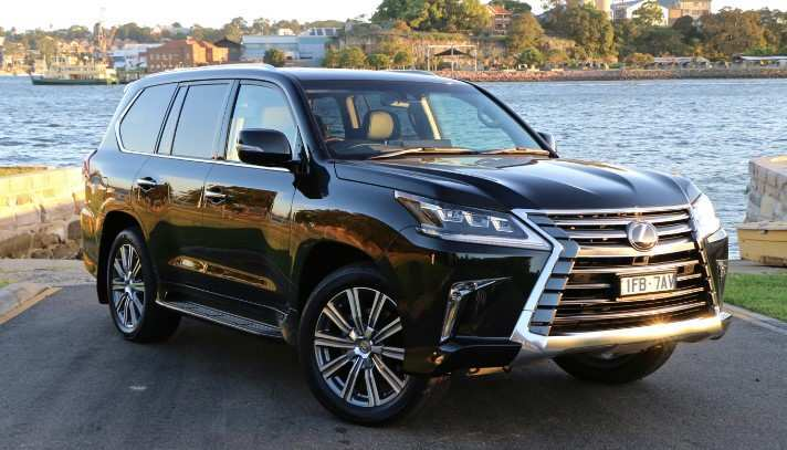 91 New 2020 Lexus Lx 570 Hybrid New Review for 2020 Lexus Lx 570 Hybrid