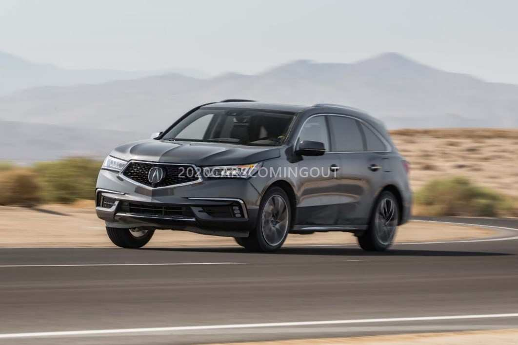 91 New When Does The 2020 Acura Mdx Come Out Pictures for When Does The 2020 Acura Mdx Come Out