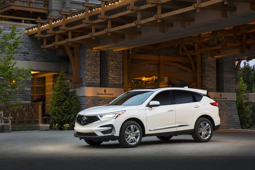 91 The 2020 Acura Rdx Changes Exterior for 2020 Acura Rdx Changes